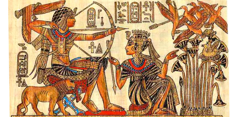 el significado de los chokers en egipto